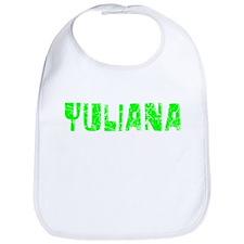 Yuliana Faded (Green) Bib