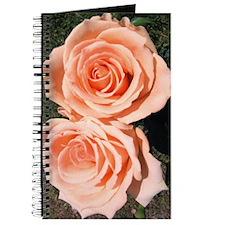 Peach Roses Journal