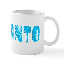 Adelanto Faded (Blue) Mug