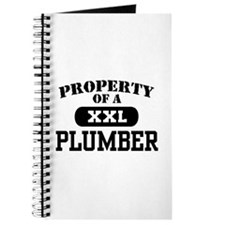 Property of a Plumber Journal