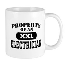 Property of an Electrician Mug