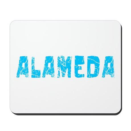 Alameda Faded (Blue) Mousepad