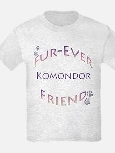 Komondor Furever T-Shirt