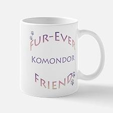 Komondor Furever Mug