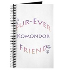 Komondor Furever Journal