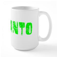 Adelanto Faded (Green) Mug
