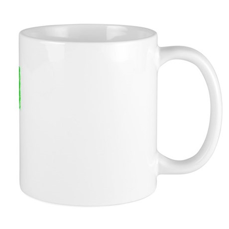 Agoura Hills Faded (Green) Mug
