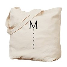 Massage Tote Bag