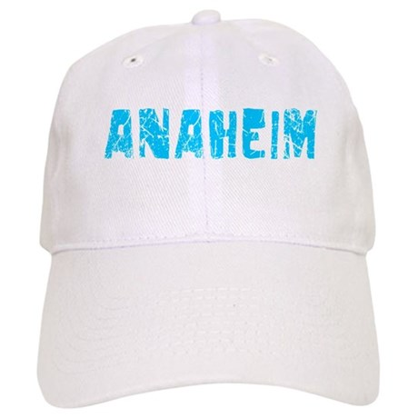 Anaheim Faded (Blue) Cap