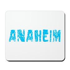 Anaheim Faded (Blue) Mousepad