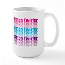 Baton Twirler Mug