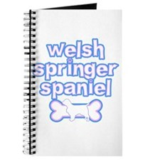 Powderpuff Welsh Springer Spaniel Journal