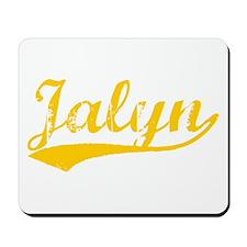 Vintage Jalyn (Orange) Mousepad