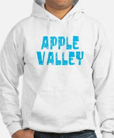 Apple Valley Faded (Blue) Hoodie