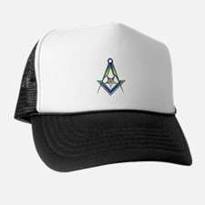 The S&C with the OES Star Trucker Hat
