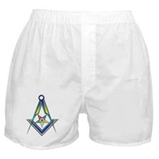 The S&C with the OES Star Boxer Shorts