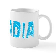 Arcadia Faded (Blue) Mug
