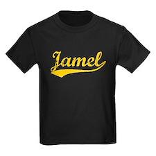 Vintage Jamel (Orange) T