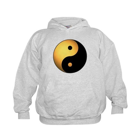 Yin Yang Kids Hoodie