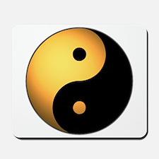 Yin Yang Mousepad