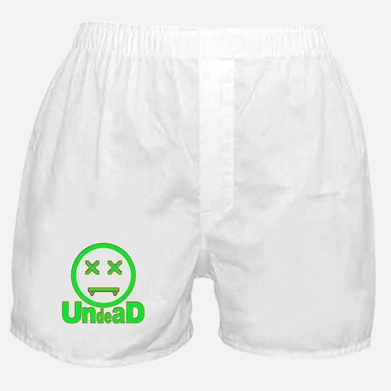 UndeaD Boxer Shorts