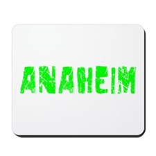 Anaheim Faded (Green) Mousepad