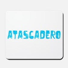 Atascadero Faded (Blue) Mousepad