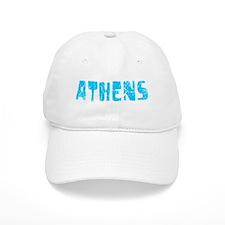 Athens Faded (Blue) Baseball Cap