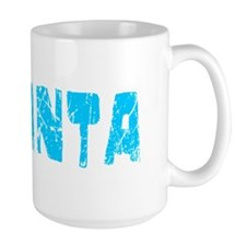 Atlanta Faded (Blue) Mug