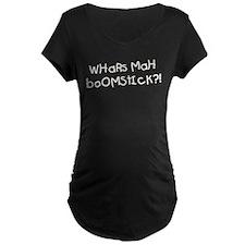 Whars Mah Boomstick T-Shirt