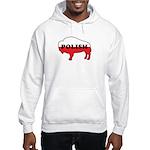 Buffalo Polish Hooded Sweatshirt