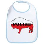 Buffalo Polish Bib