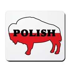 Buffalo Polish Mousepad