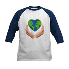 Unique Recycle earth Tee