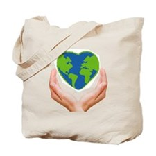 Funny Mother earth Tote Bag