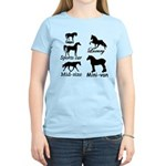 Horse Cars Women's Light T-Shirt