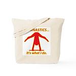 Gymnastics Tote Bag - Do