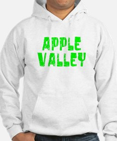 Apple Valley Faded (Green) Hoodie