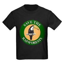 Save Rainforests (Front) T