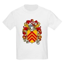 Clare Family Crest Kids T-Shirt
