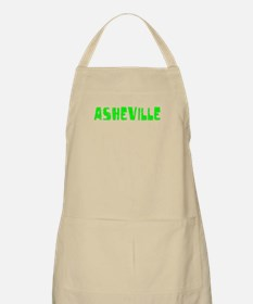 Asheville Faded (Green) BBQ Apron