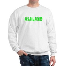 Ashland Faded (Green) Sweatshirt
