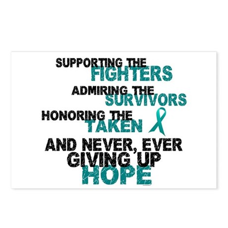 Fighters Survivors Taken 3 Postcards (Package of 8
