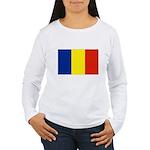 Armenia Flag Women's Long Sleeve T-Shirt