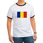 Armenia Flag Ringer T