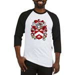 Claxton Family Crest Baseball Jersey
