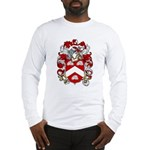 Claxton Family Crest Long Sleeve T-Shirt