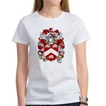 Claxton Family Crest Women's T-Shirt