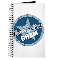 Worlds Best Gram Journal