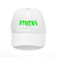 Athens Faded (Green) Baseball Cap
